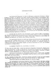 Statistiques de l'enseignement supérieur public : introduction ; statistiques rétrospectives ; année scolaire 1957-58. | BUS