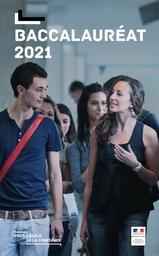 Baccalauréat 2021 / Ministère de l'éducation nationale | BLANQUER, Jean-Michel. Directeur de publication